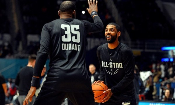 NBA: All Star-Practice